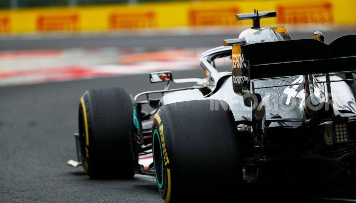 F1 2019, GP d'Ungheria: Max Verstappen firma la prima pole della carriera all'Hungaroring - Foto 3 di 14