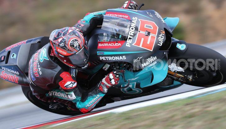 MotoGP 2019, GP della Repubblica Ceca: Marquez piega Dovizioso e vince a Brno, Rossi quinto - Foto 3 di 11