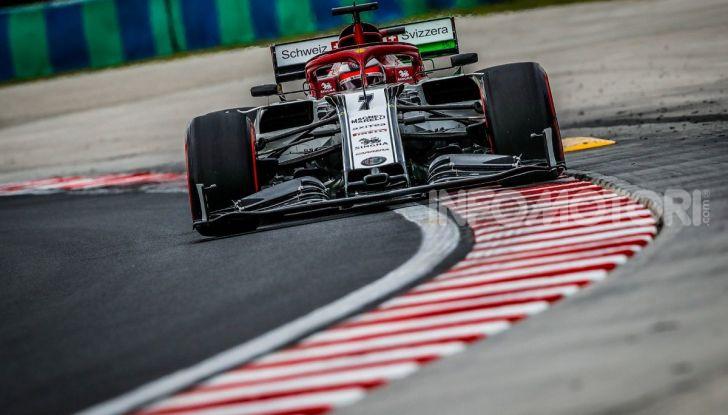 F1 2019, GP d'Ungheria: Gasly al top nelle FP2, ma è Hamilton il più veloce delle libere del venerdì - Foto 12 di 14