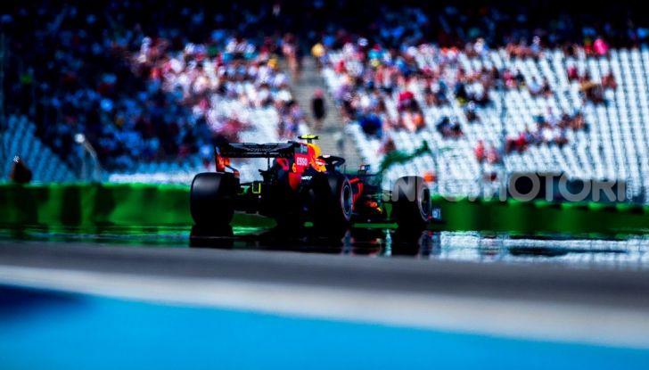 F1 2019, GP di Germania: Verstappen vince ad Hockenheim una gara pazza davanti a Vettel e alla Toro Rosso di Kvyat. Leclerc out, Hamilton 11esimo - Foto 4 di 17