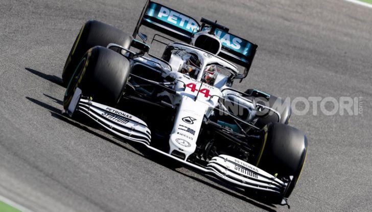 F1 2019, GP di Germania: Hamilton centra la pole ad Hockenheim, disastro Ferrari - Foto 5 di 17