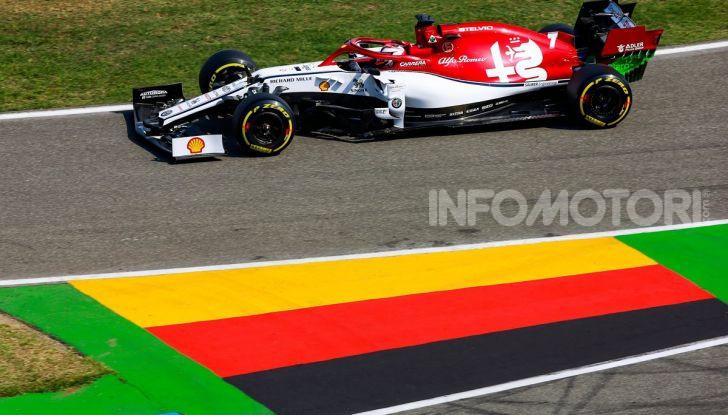 F1 2019 GP di Germania: Leclerc e la Ferrari brillano nelle libere di Hockenheim davanti a Vettel e Hamilton - Foto 17 di 17