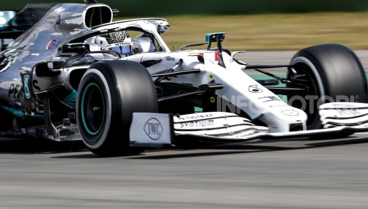 F1 2019, GP di Germania: Hamilton centra la pole ad Hockenheim, disastro Ferrari - Foto 8 di 17