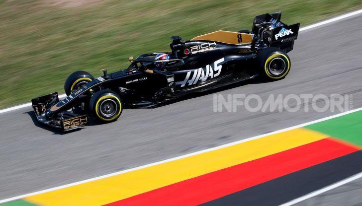F1 2019, GP di Germania: Hamilton centra la pole ad Hockenheim, disastro Ferrari - Foto 15 di 17