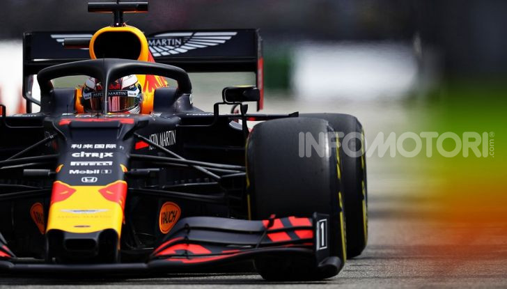 F1 2019, GP di Germania: Verstappen vince ad Hockenheim una gara pazza davanti a Vettel e alla Toro Rosso di Kvyat. Leclerc out, Hamilton 11esimo - Foto 1 di 17