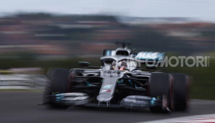 F1 2019, GP d'Ungheria: Gasly al top nelle FP2, ma è Hamilton il più veloce delle libere del venerdì - Foto 2 di 14