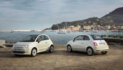 Fiat 500 Dolcevita: un modello speciale per festeggiare 62 anni di storia