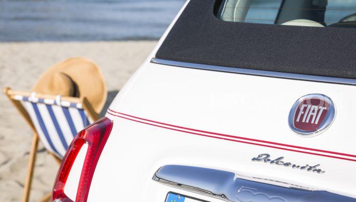 Fiat 500 Dolcevita: un modello speciale per festeggiare 62 anni di storia - Foto 10 di 12