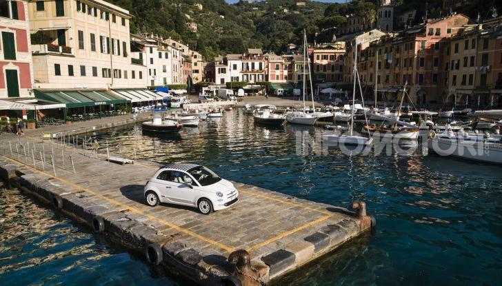 Fiat 500 Dolcevita: un modello speciale per festeggiare 62 anni di storia - Foto 11 di 12