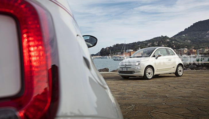 Fiat 500 Dolcevita: un modello speciale per festeggiare 62 anni di storia - Foto 12 di 12