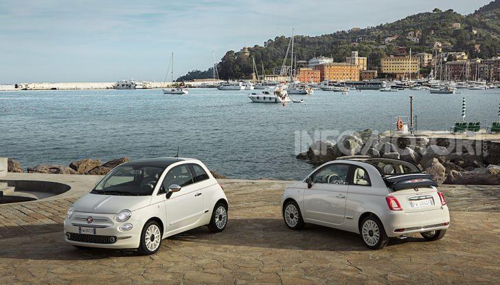 Fiat 500 Dolcevita: un modello speciale per festeggiare 62 anni di storia - Foto 2 di 12