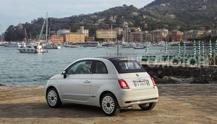 Fiat 500 Dolcevita: un modello speciale per festeggiare 62 anni di storia - Foto 3 di 12