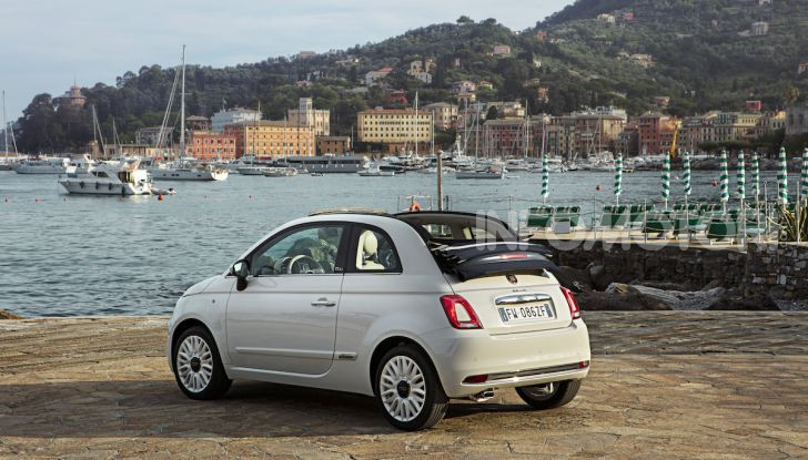 Fiat 500 Dolcevita: un modello speciale per festeggiare 62 anni di storia - Foto 4 di 12