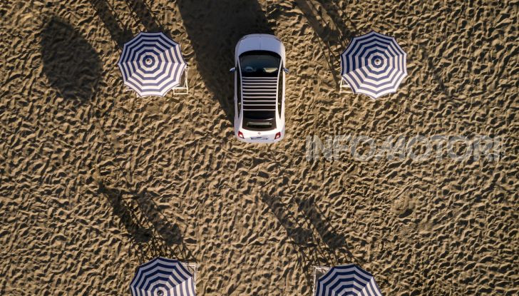 Fiat 500 Dolcevita: un modello speciale per festeggiare 62 anni di storia - Foto 6 di 12