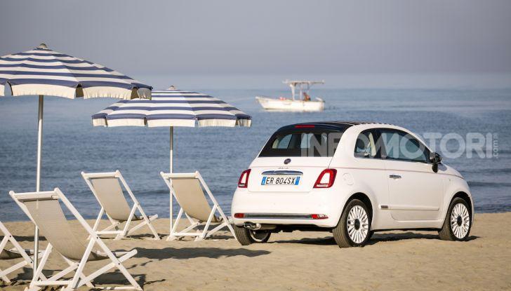 Fiat 500 Dolcevita: un modello speciale per festeggiare 62 anni di storia - Foto 8 di 12