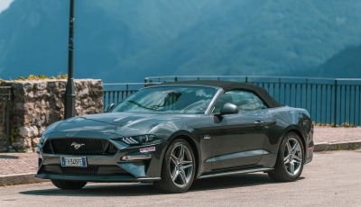[VIDEO] Prova Ford Mustang da 450CV: Il Cavallo di Razza Americano!
