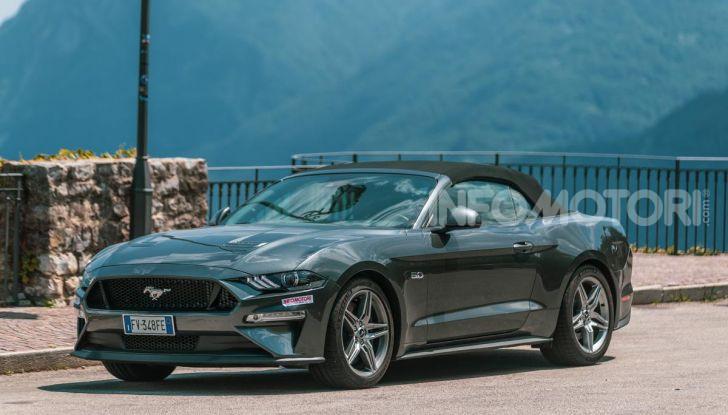 [VIDEO] Prova Ford Mustang da 450CV: Il Cavallo di Razza Americano! - Foto 1 di 36