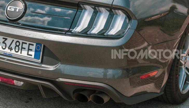 [VIDEO] Prova Ford Mustang da 450CV: Il Cavallo di Razza Americano! - Foto 26 di 36