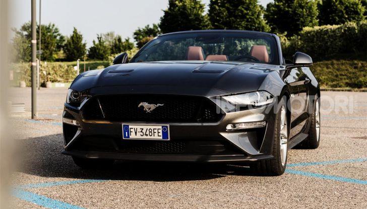 [VIDEO] Prova Ford Mustang da 450CV: Il Cavallo di Razza Americano! - Foto 4 di 36