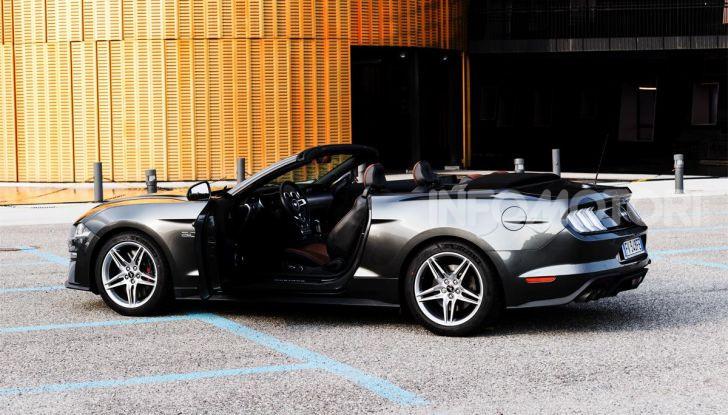 [VIDEO] Prova Ford Mustang da 450CV: Il Cavallo di Razza Americano! - Foto 34 di 36