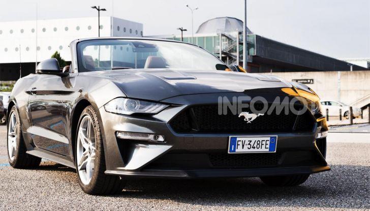 [VIDEO] Prova Ford Mustang da 450CV: Il Cavallo di Razza Americano! - Foto 5 di 36