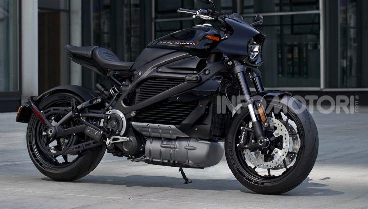 Harley-Davidson: tante novità in arrivo per il 2020 - Foto 10 di 15