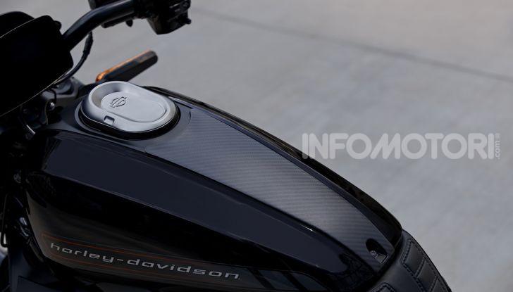 Harley Davidson LiveWire, la prima elettrica di Milwaukee arriva in Italia - Foto 14 di 15