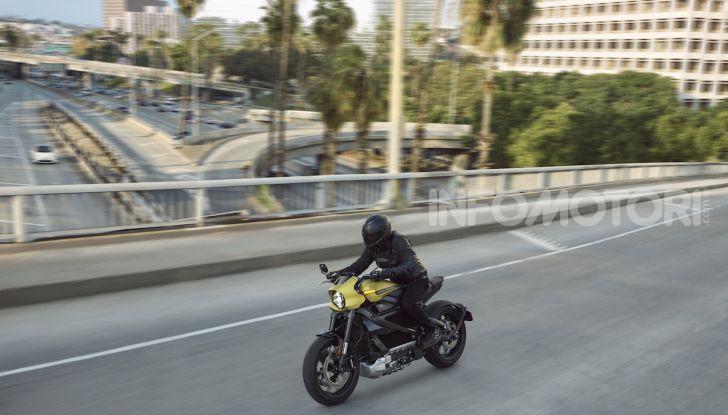 Harley Davidson LiveWire, la prima elettrica di Milwaukee arriva in Italia - Foto 3 di 15