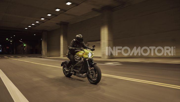 Harley Davidson LiveWire, la prima elettrica di Milwaukee arriva in Italia - Foto 6 di 15