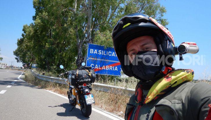 Da Reggio Calabria a Capo Nord con una Honda Monkey 125 - Foto 1 di 20