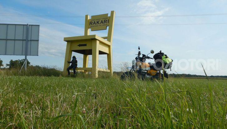 Da Reggio Calabria a Capo Nord con una Honda Monkey 125 - Foto 13 di 20