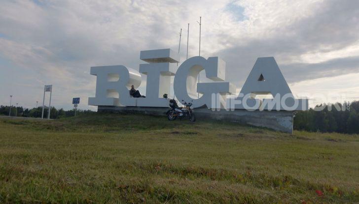 Da Reggio Calabria a Capo Nord con una Honda Monkey 125 - Foto 14 di 20