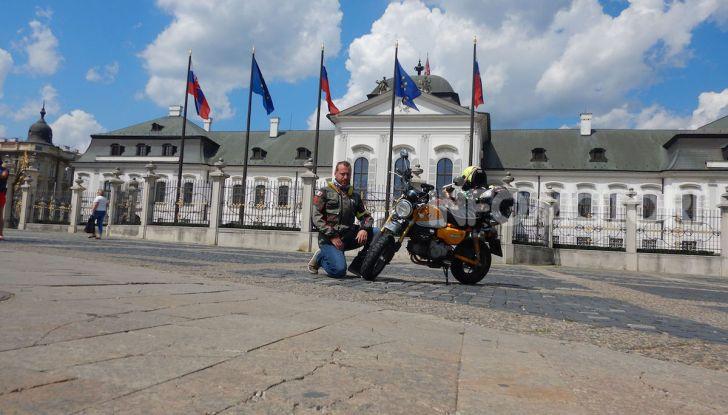 Da Reggio Calabria a Capo Nord con una Honda Monkey 125 - Foto 16 di 20
