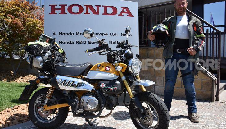 Da Reggio Calabria a Capo Nord con una Honda Monkey 125 - Foto 19 di 20