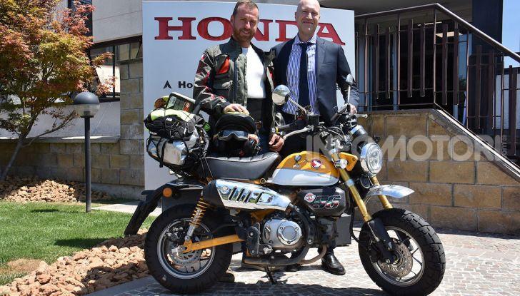 Da Reggio Calabria a Capo Nord con una Honda Monkey 125 - Foto 20 di 20