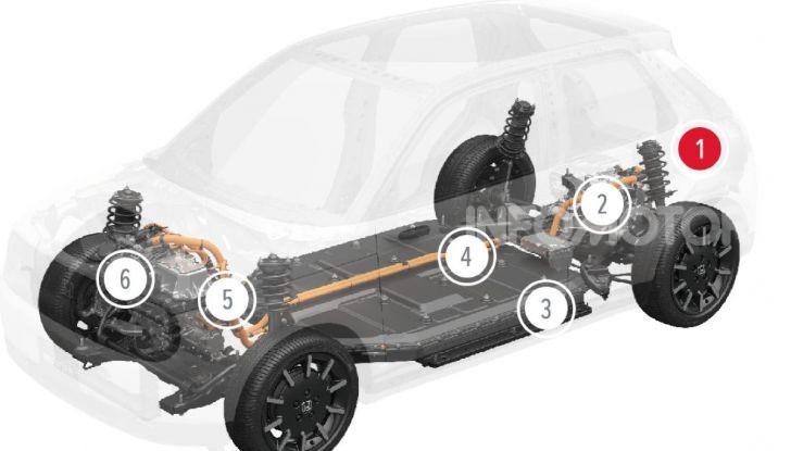 Honda e: tutto quello che sappiamo sulla citycar elettrica retrò - Foto 29 di 35
