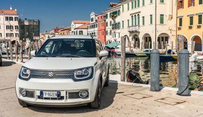 Prova su Strada Suzuki Ignis, il SUV All-Inclusive da 14.200 Euro