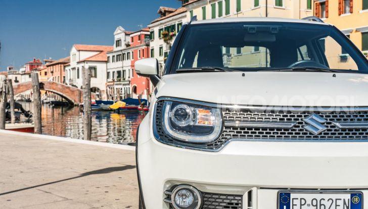 [VIDEO] Prova su Strada Suzuki Ignis, il SUV All-Inclusive da 14.200 Euro - Foto 11 di 37