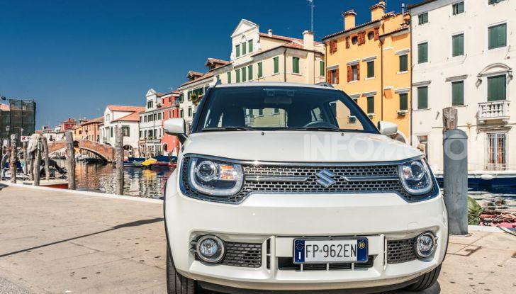 [VIDEO] Prova su Strada Suzuki Ignis, il SUV All-Inclusive da 14.200 Euro - Foto 12 di 37