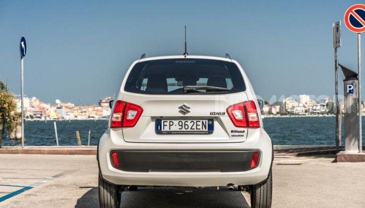 [VIDEO] Prova su Strada Suzuki Ignis, il SUV All-Inclusive da 14.200 Euro - Foto 19 di 37