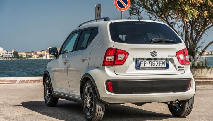 [VIDEO] Prova su Strada Suzuki Ignis, il SUV All-Inclusive da 14.200 Euro - Foto 20 di 37