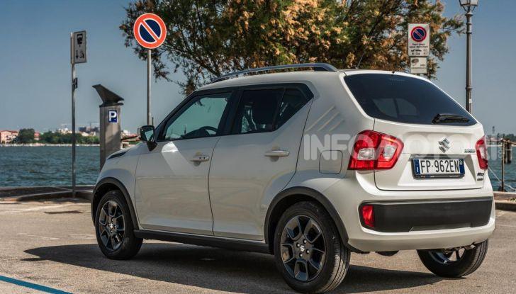 [VIDEO] Prova su Strada Suzuki Ignis, il SUV All-Inclusive da 14.200 Euro - Foto 21 di 37