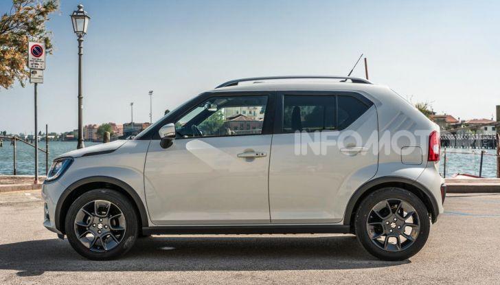 [VIDEO] Prova su Strada Suzuki Ignis, il SUV All-Inclusive da 14.200 Euro - Foto 22 di 37