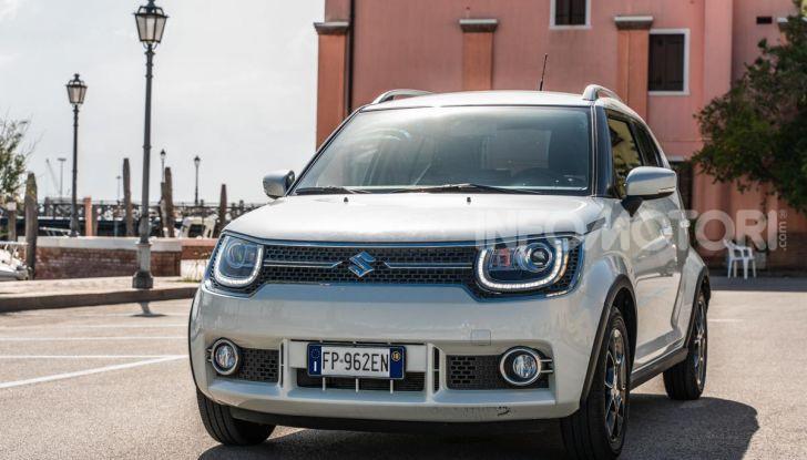 [VIDEO] Prova su Strada Suzuki Ignis, il SUV All-Inclusive da 14.200 Euro - Foto 24 di 37