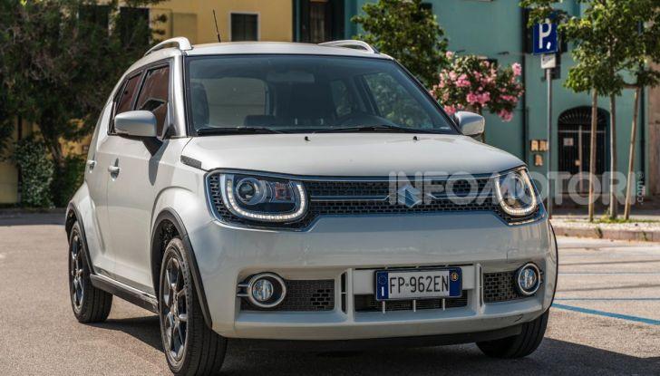 [VIDEO] Prova su Strada Suzuki Ignis, il SUV All-Inclusive da 14.200 Euro - Foto 25 di 37