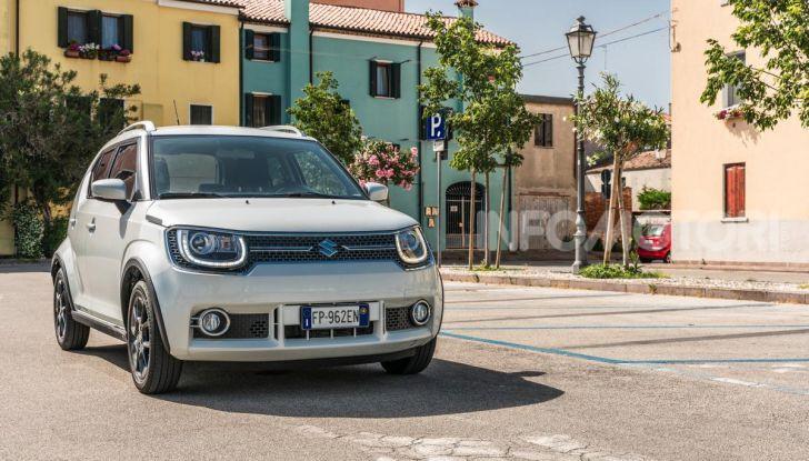 [VIDEO] Prova su Strada Suzuki Ignis, il SUV All-Inclusive da 14.200 Euro - Foto 1 di 37