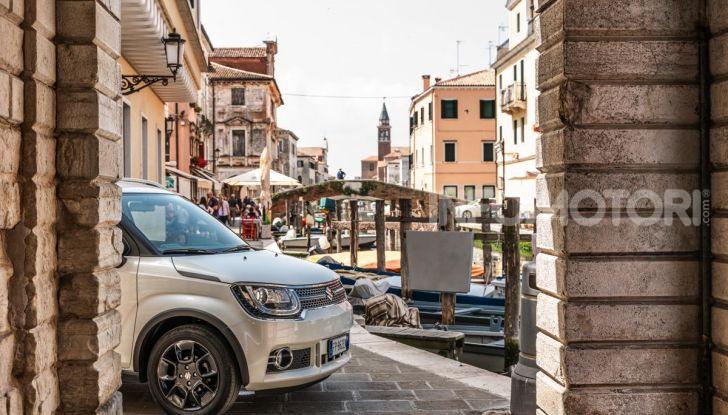 [VIDEO] Prova su Strada Suzuki Ignis, il SUV All-Inclusive da 14.200 Euro - Foto 5 di 37