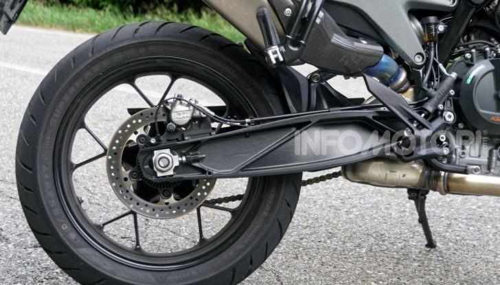"""Prova KTM Duke 790, il """"parcogiochi"""" sotto quota 10 mila (euro)  - Foto 12 di 54"""