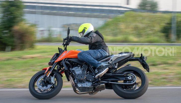 """Prova KTM Duke 790, il """"parcogiochi"""" sotto quota 10 mila (euro)  - Foto 50 di 54"""