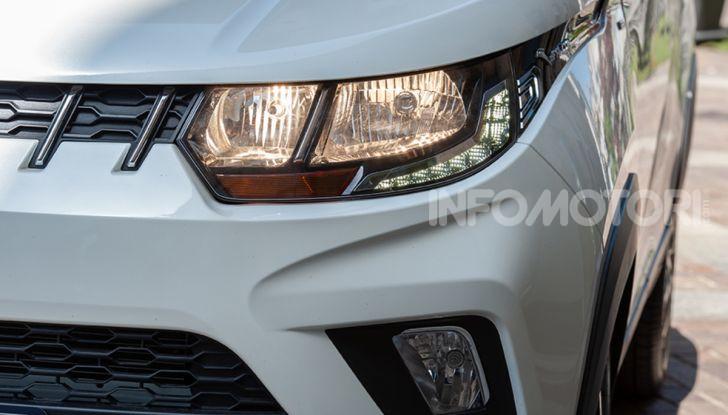 Mahindra completa l'offerta in Italia con KUV100 e XUV500 - Foto 5 di 23